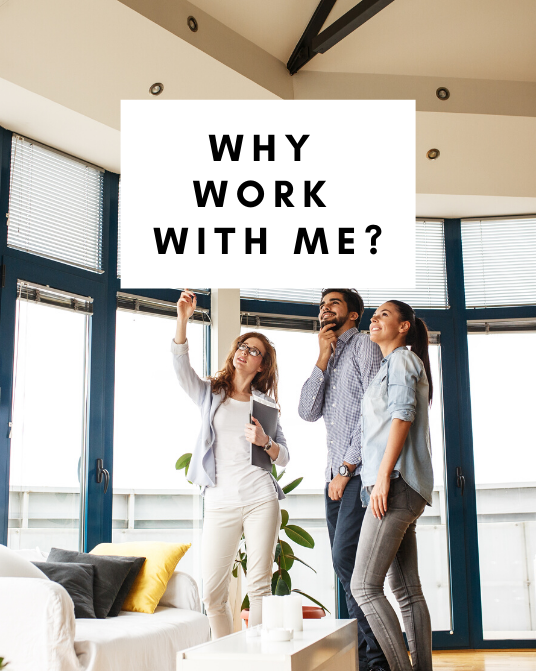 Why Work with Me? | Amy Stepp Greif | Kansas City Homes