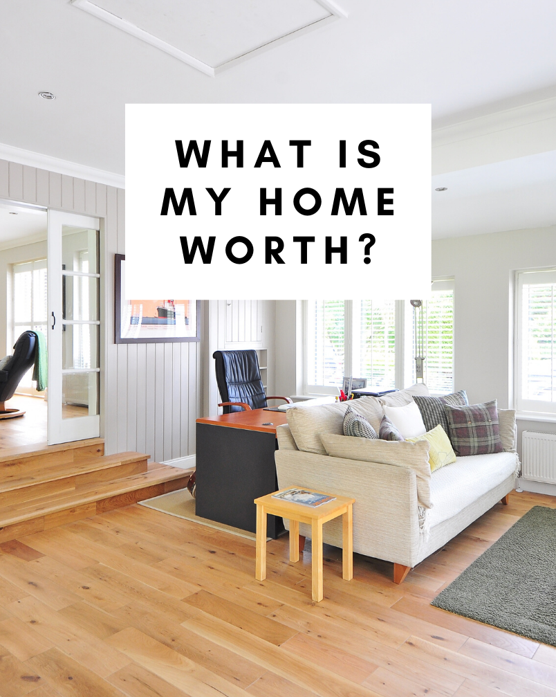 What is My Home Worth? | Amy Stepp Greif | Kansas City Homes